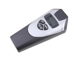 Display ultrasonic distance meter