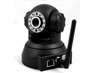 Wireless P2P IP Camera